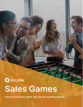 Sales Games   Arcade