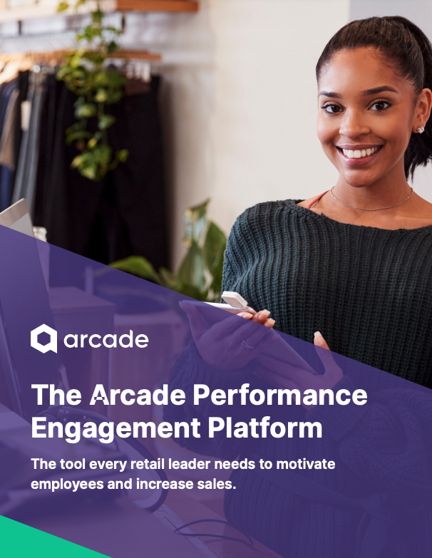 Retail Product Brochure | Arcade